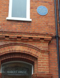 A blue plaque for Donald Swann